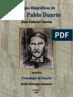Rasgos Biograficos de Duarte