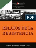 Relatos de La Resistencia