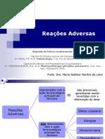 Aula 5 - Reações Adversas (Medicina).pdf
