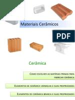AULA 2 Ceramica