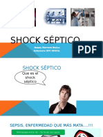Shock Séptico Ultimo