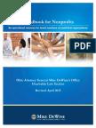 Nonprofit Handbook Ohio
