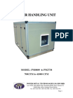 Air Handling Unit - PDF