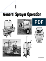Gp-pom001108 - General Sprayer Operations