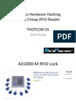 Rfid Hacking