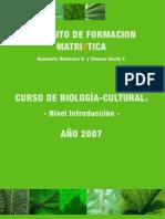 Humberto Maturana R. y Ximena Dávila Y. - Introducion_Biologia_Cultural