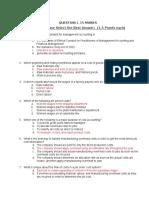 Midterm Exam Solution Fall 2012