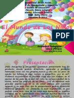 EL MUNDO DE LOS NIÑOS