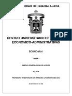 Tarea 1 Economia