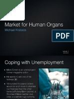 A Market for Human Organs