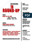 2016 ifca wi regional youth round-up flyer