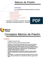 01 - Pressure Basics and Concepts Spanish Condensada