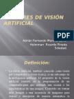 Sensores de Visión Artificial