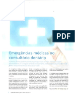 Emergências Médicas No Consultório Dentário