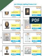 Illumatt Juo Lifestyle Lighting Products