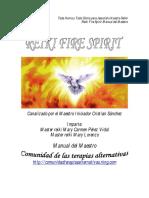 Manual Del Maestro Reiki Fire Spirit