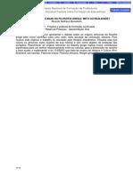 Ricardo Matheus Benedicto - As Origens Africanas Da Filosofia Grega. Mito Ou Realidade¿