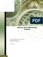 Business Case Methodology Template