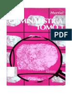 Criminalistica Montiel Sosa
