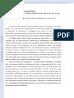 HÉRAULT, LAURANCE L Autochtone Et La Genealogie