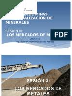 Cap III Los Mercados de Metales