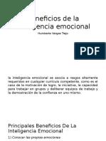 Beneficios Inteligencia emocional