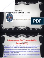 Infecciones de Transmisión Sexual ITS