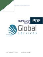 Instalacion Suite Global 3000