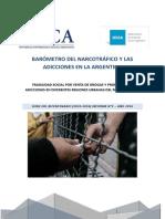 Narcotrafico y Adicciones Boletin Tematico 2- UCA-2016