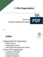 Estruturas de dados II LISCH EISCH