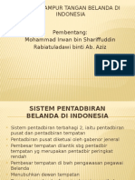 Kesan Campur Tangan Kuasa-Kuasa Asing Di Indonesia
