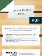 grammar portfolio-task1