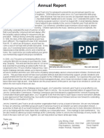 JULT 2009-2010 Annual report