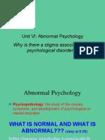 abnormal psych