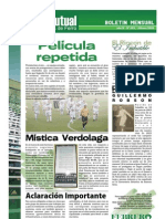 Mutual FCO - Boletín Nº XXX - Febrero 2010