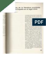 Libros Prohibidos Seminario