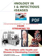 TECHNOLOGY IN HEALTH & INFECTIOUSDISEASES  by Dr.T.V.Rao MD