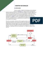 Cuentas Nacionales, Sistema Monetario Financiero y Política monetaria
