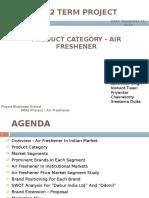 airfreshener report