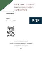 Internship Report - 13 Oktober