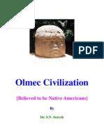 Olmec Civilization by Dr. S.N. Suresh