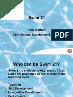 Swim21 Presentation