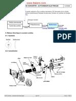 Fonction Convertir Actionneur Électrique N.L.techNIQUE PROF S.charI
