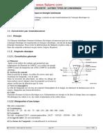 Fonction Convertir Autres Types de Conversion N.L.techNIQUE PROF S.charI