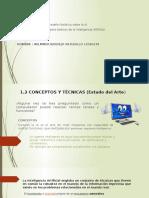 1.2 Conceptos y Tecnicas