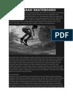 Sejarah Skateboard