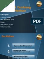 Ppt Gas Metan