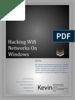 Hacking Wifi on Windows