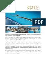 OZEN - JobMaldivesAdvert Feb16