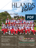 Highlands View Magazine Vol.21 No.1-2016